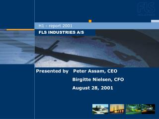 H1 -  report 2001