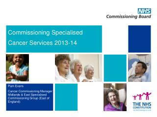 Commissioning Specialised Cancer Services 2013-14