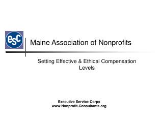 Maine Association of Nonprofits