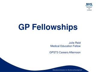 GP Fellowships