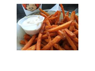 Perfect Yam fries