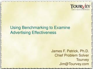 Using Benchmarking to Examine Advertising Effectiveness