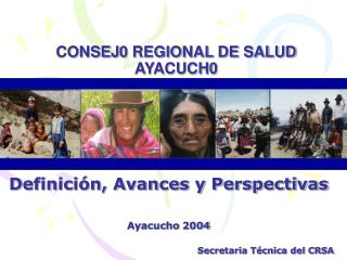 CONSEJ0 REGIONAL DE SALUD AYACUCH0