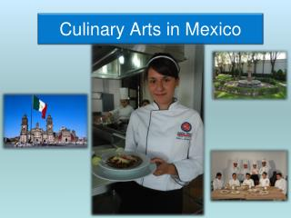 Culinary Arts  in  Mexico