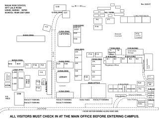 KAUAI HIGH SCHOOL  3577 LALA ROAD LIHUE, HAWAII    96766 SCHOOL YEAR 2007-2008