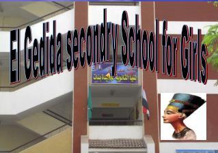 El Gedida secondry School for Girls