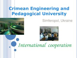 Crimean Engineering and Pedagogical University