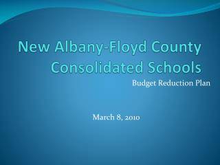 New Albany-Floyd County Consolidated Schools