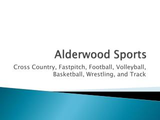 Alderwood  Sports