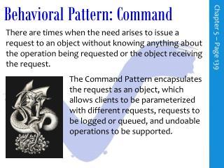 Behavioral Pattern: Command