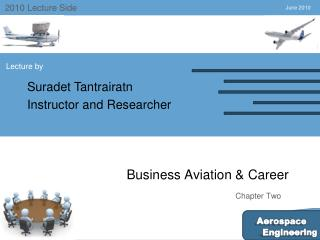 Business Aviation & Career