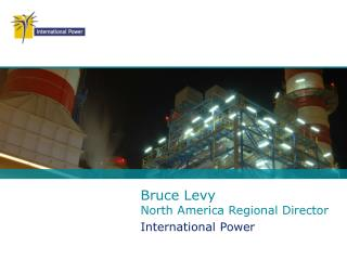 Bruce Levy North America Regional Director