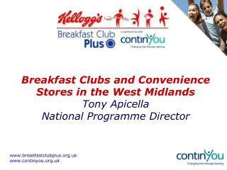 'Breakfast credentials…'