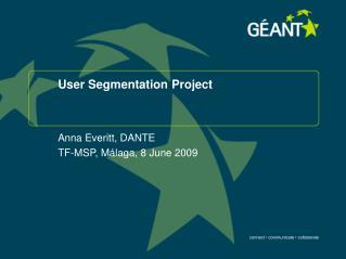 User Segmentation Project