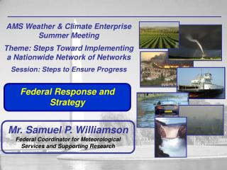 AMS Weather & Climate Enterprise Summer Meeting