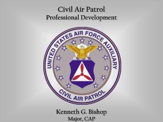 Civil Air Patrol Professional Development