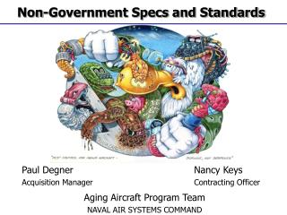 Non-Government Specs and Standards