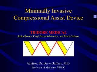 Minimally Invasive Compressional Assist Device