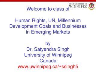 UN Global Compact, Business & HR