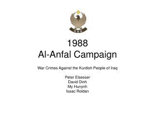 1988 Al-Anfal Campaign
