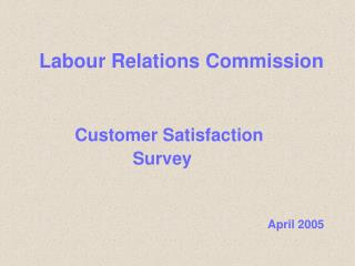 Labour Relations Commission