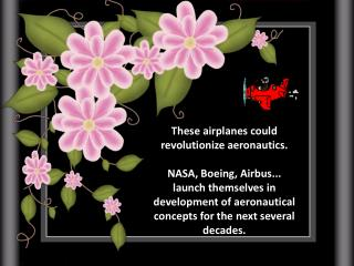These airplanes could revolutionize aeronautics. NASA, Boeing, Airbus...