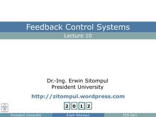 Application to Control Design