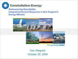 Restructuring Roundtable: Integrating Demand Response in New England's Energy Markets