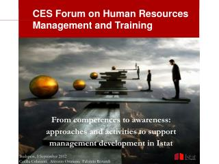 From competences to awareness:   approaches and activities to support