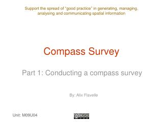 Compass Survey