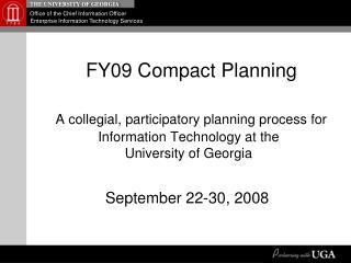 September 22-30, 2008