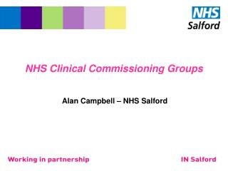 NHS Clinical Commissioning Groups