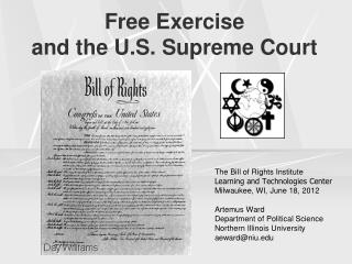 Free Exercise and the U.S. Supreme Court