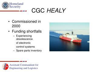 CGC  HEALY