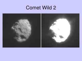 Comet Wild 2