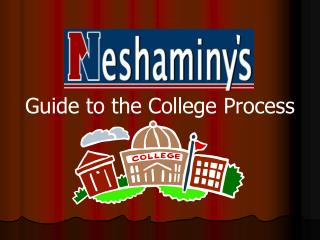 Guide to the College Process