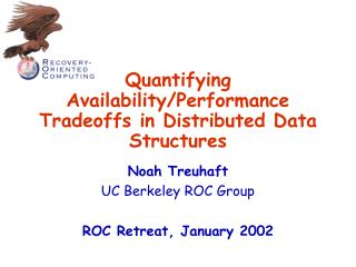 Quantifying Availability/Performance Tradeoffs in Distributed Data Structures