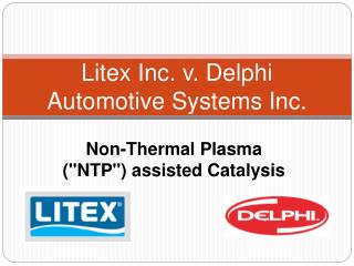 Litex Inc. v. Delphi Automotive Systems Inc