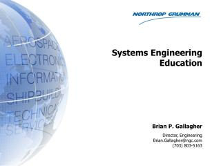 Systems Engineering Education