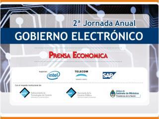 placa seminario gobierno electronico