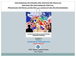 Universidad Autónoma Del Estado De Hidalgo Sistema De Universidad Virtual