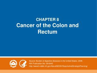 CHAPTER 8 Cancer of the Colon and Rectum