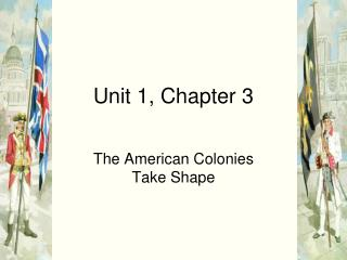 Unit 1, Chapter 3