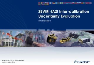 SEVIRI-IASI Inter-calibration Uncertainty Evaluation