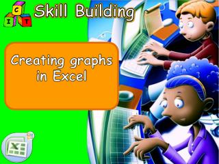 Creating graphs in Excel