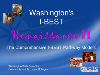 Washington's  I-BEST