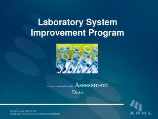 Laboratory System Improvement Program