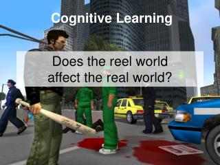 Does the reel world  affect the real world?