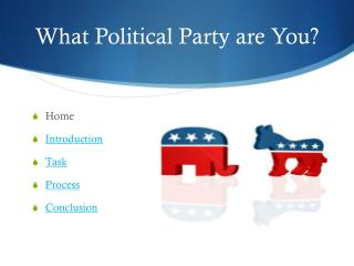 What Political Party are You?