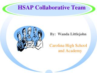 HSAP Collaborative Team